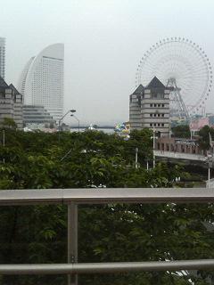 ちょっと横浜へ(*^_^*)